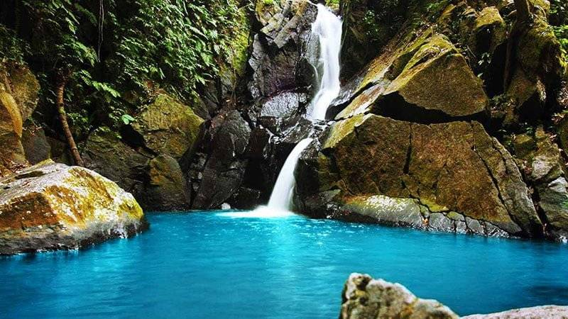 Air Terjun Pria Laot Sabang - tempat wisata di sabang