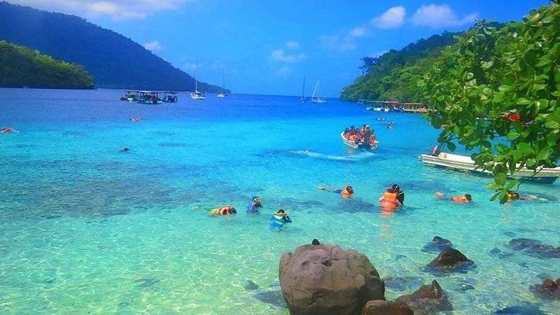Pulau Rubiah Sabang
