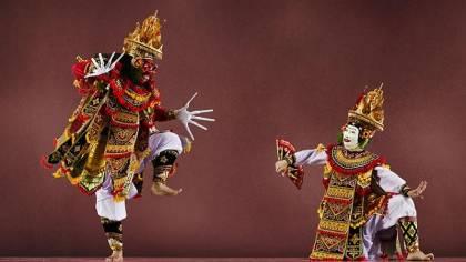 Tari Telek Bali