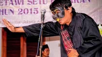 Topeng Blantek Betawi