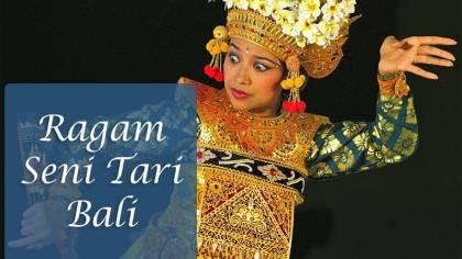 Daftar Tari Bali